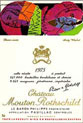 Chateau Mouton Rothschild 1975, Artist: Andy Warhol