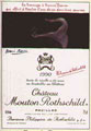 Chateau Mouton Rothschild 1990, Artist:  Francis Bacon